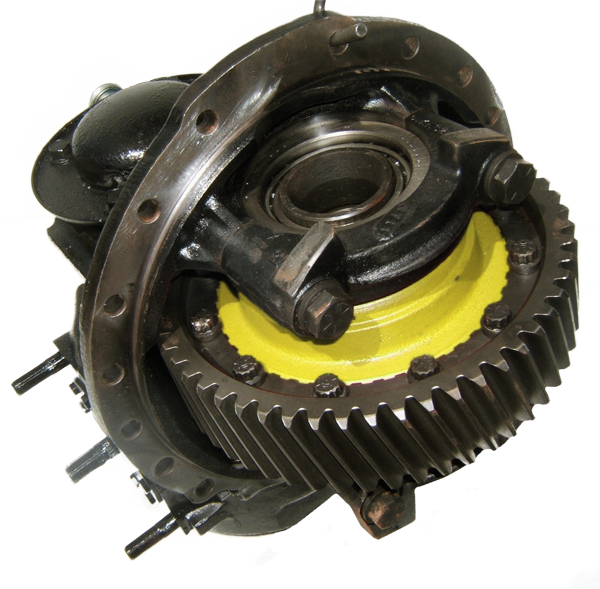 Professionally Rebuilt Mack Differential.