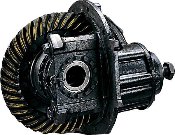 Quality Rebuilt Rockwell Differential